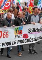 Rassemblement unitaire pour défendre le service public