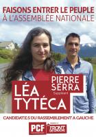 3ème circonscription des Pyrénées-Orientales. Faisons entrer le peuple à l'Assemblée nationale