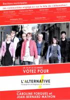Municipales à Perpignan. Les communistes engagé.e.s sur la liste de L'Alternative !