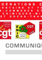 Appel des fédérations de la CGT pour la grève, le 14 décembre