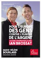 Européennes 2019. 300 cheminot.e.s appellent à voter pour Ian Brossat