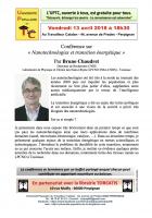 UPTC. « Nanotechnologies et transition énergétique »
