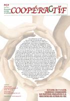 Coopér'actif. Journal du secteur économie sociale et solidaire du PCF (n° de janvier - février 2017)