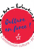 La culture est essentielle pour faire humanité. Vivre sans culture, ça suffit !
