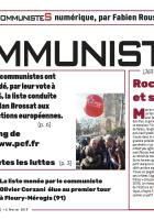 CommunisteS n°754.