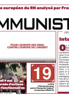 CommunisteS n°767