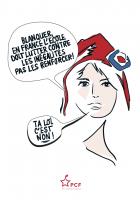 Blanquer, en France l'école doit lutter contre les inégalités pas les renforcer ! Ta loi, c'est non !