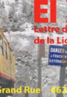 El Xiulet. La lettre d'info du comité des usagers du Train Jaune (mars 2020)