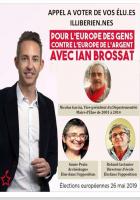 Appel à voter Ian Brossat des élu.e.s Illibérien.ne.s