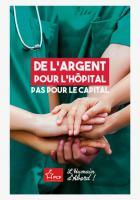 #QuoiQu'ilEn Coûte! Des moyens pour l'hôpital et les EHPAD