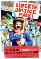 Le stand des communistes des Pyrénées-Orientales à la Fête de l'Huma