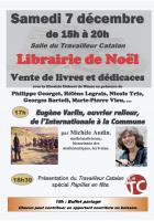 Librairie de Noël du Travailleur Catalan