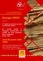 2nd dépôt des archives du Parti communiste catalan
