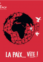 La paix… vite ! Mobilisons-nous pour le climat et pour la paix