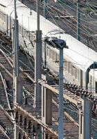Campagne ferroviaire #LaBatailleDuRail. « Nos gares, nos lignes, nos trains ». « Notre patrimoine, notre quotidien, notre avenir »