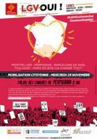 Grande journée de mobilisation LGV Perpignan