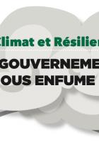 Loi climat et résilience. Le gouvernement nous enfume !