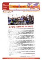 Lettre Relations Internationales  Special Afrique
