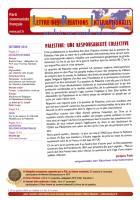 Lettre Relations Internationales  Octobre 2012