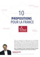 Les 10 grandes propositions pour l'avenir de la France du PCF