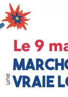 Le 9 mai, marchons pour une vraie loi climat !
