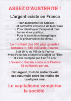 Section de Perpignan du PCF. Assez d'austérité