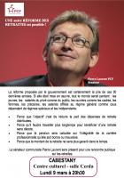 Une autre réforme des retraites est possible ! Meeting avec Pierre Laurent