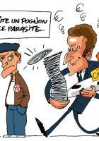 Parce qu'il y a un pognon de dingue en France et qu'il nous appartient !!