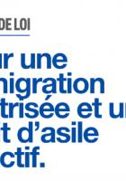 Pojet de loi pour une immigration maitrisée et un droit d'asile effectif (décryptage)