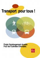 Transport pour tous ! Projet d'aménagement durable pour les P.-O. présenté par le PCF 66
