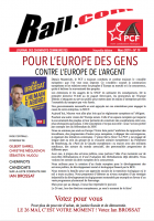 Rail.com. Le journal des cheminots communistes (N° de  mars 2019)