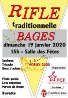 Rifle des cellules de Bage et d'Elne du Parti communiste français