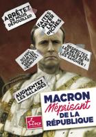 Annonces Macron. Stop à l'escroquerie !