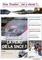 Nos trains, on y tient. Qui veut la peau de la SNCF ?
