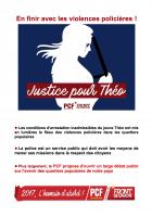 En finir avec les violences policières. Justice pour Théo
