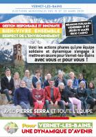 Municipales à Vernet-les-Bains. Le programme « Pour Vernet-les-Bains, une dynamique d'avenir »