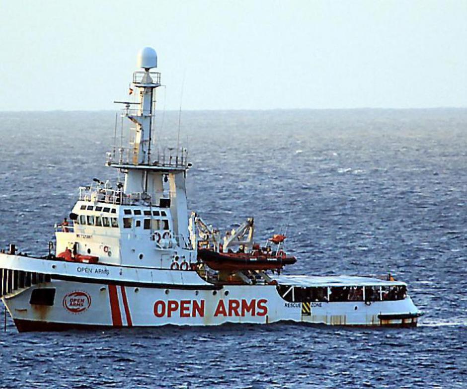 L'Europe accueillera les migrants de l'Open Arms