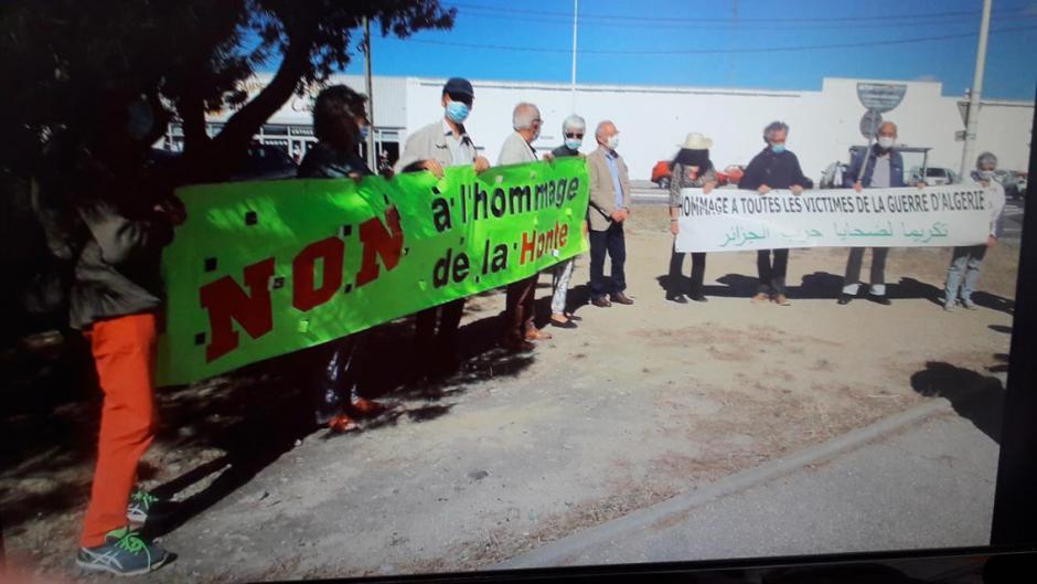 Collectif « Pour une histoire Franco-Algérienne, non falsifiée »