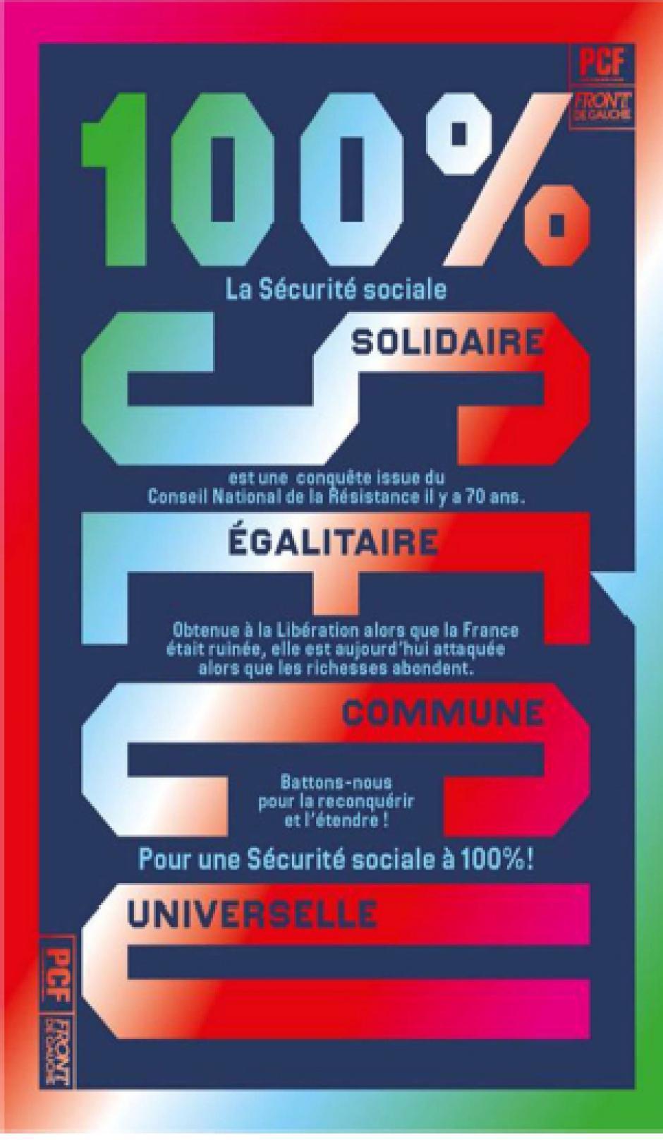 Réunion publique sur la protection sociale solidaire