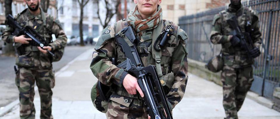 Non à la surenchère sécuritaire d'Emmanuel Macron