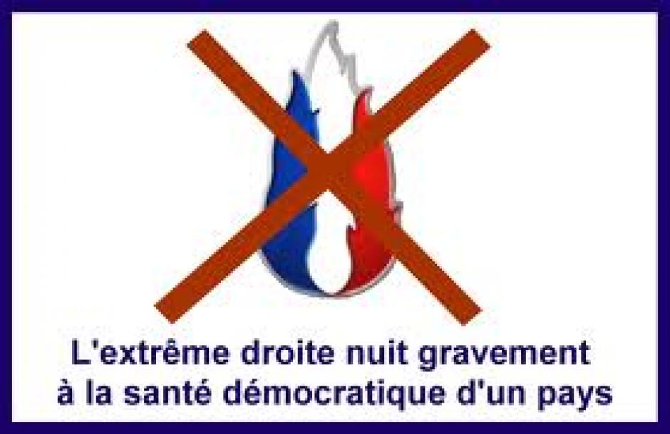 Protestation contre l'université d'été d'Alain Soral