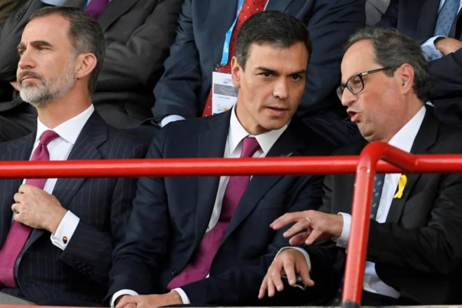Catalogne. Rencontre au sommet entre Torra et Sanchez
