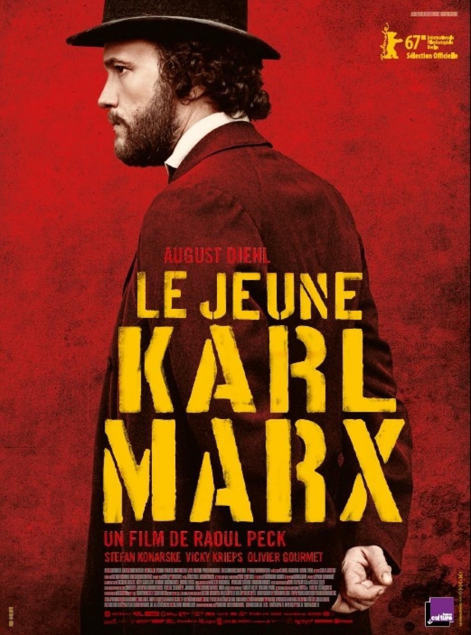 Ciné-débat. « Le jeune Karl Marx »