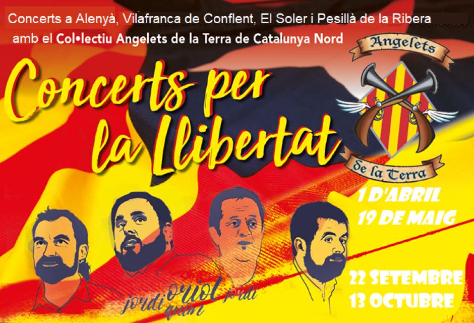 Concerts per la llibertat