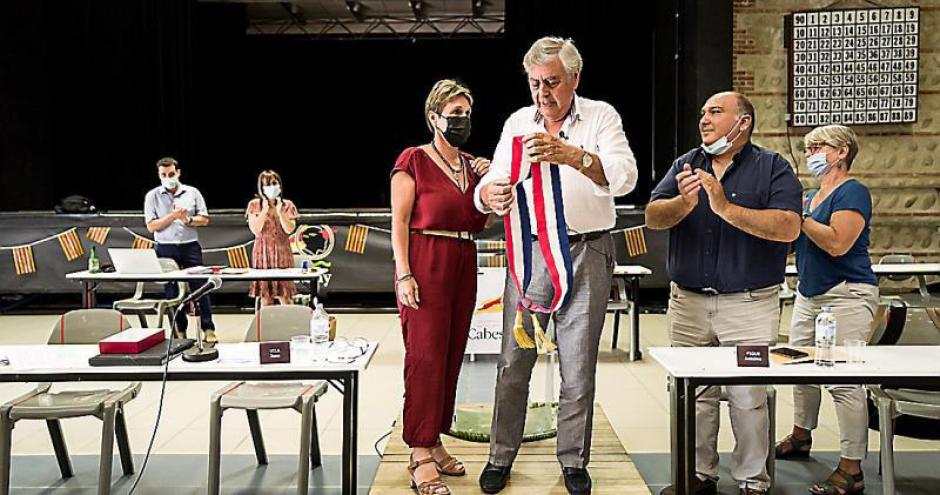 Cabestany. Après 44 ans, Jean Vila cède sa place de maire à Édith Pugnet (L'Indep)