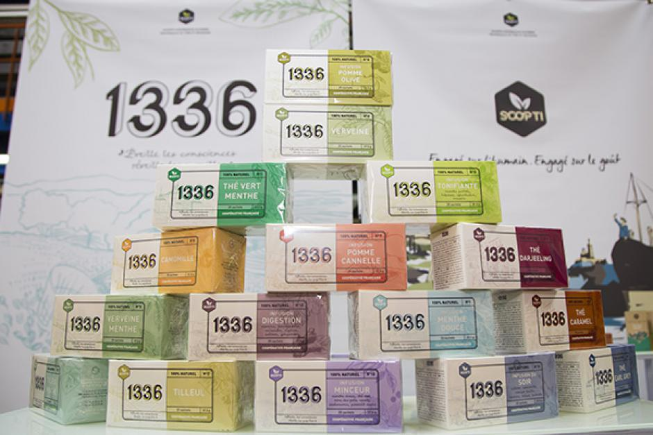 Vente solidaire de thés et infusion 1336 (ex Fralib)