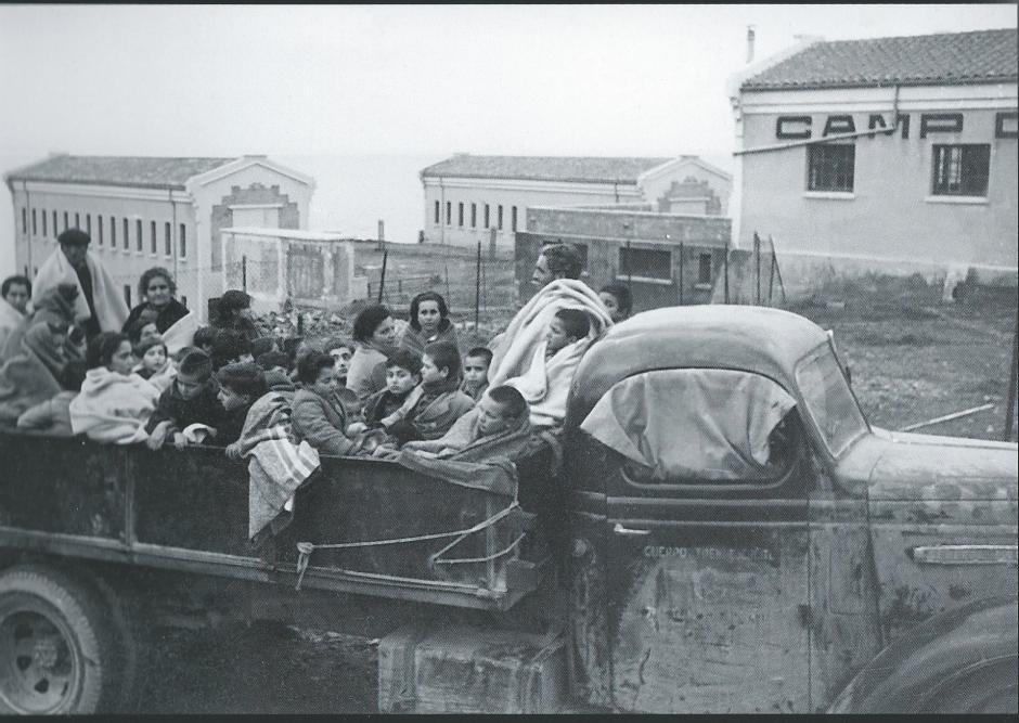 L'accueil des enfants espagnols en France (1936/1939)