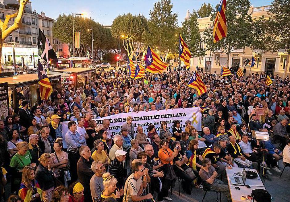 Catalogne. Union sacré en soutien des leaders indépendantistes catalans