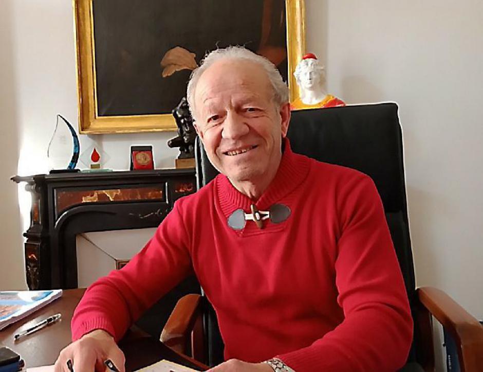 Estagel. Roger Ferrer souhaite « avancer ensemble » en 2021 (L'Indep)
