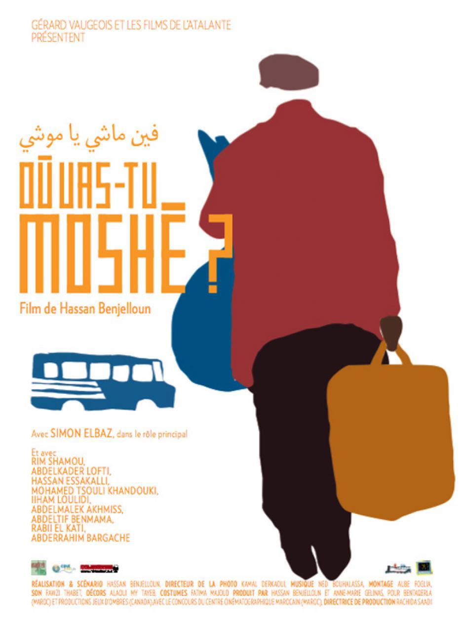 Projection de « Où vas-tu Moshé ? » de Hassan Benjellouin